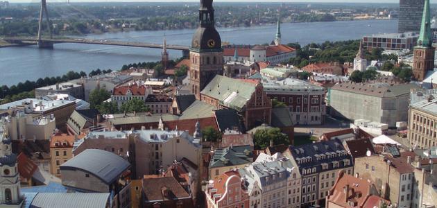 ما هي دولة لاتفيا
