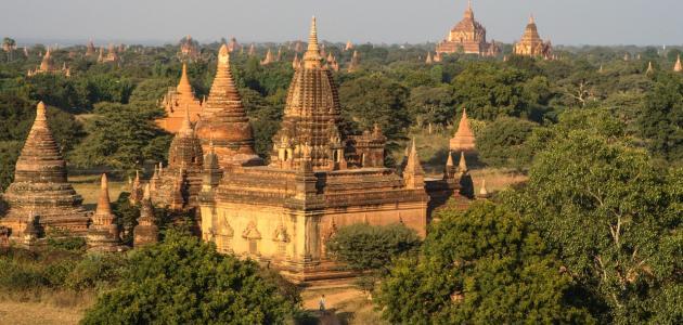 ما هي عاصمة دولة بورما