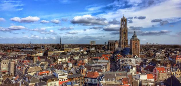 أين تقع دولة هولندا