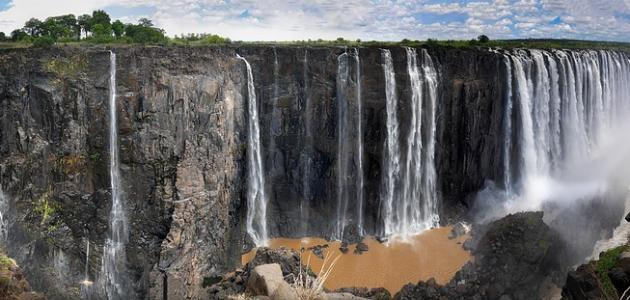 أين تقع دولة زيمبابوي