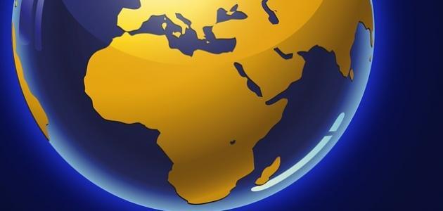 دول وعواصم قارة أفريقيا