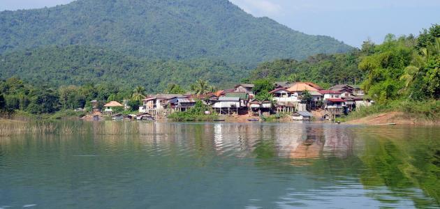 ما هي عاصمة دولة لاوس