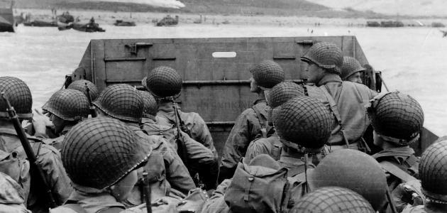 ما سبب قيام الحرب العالمية الثانية