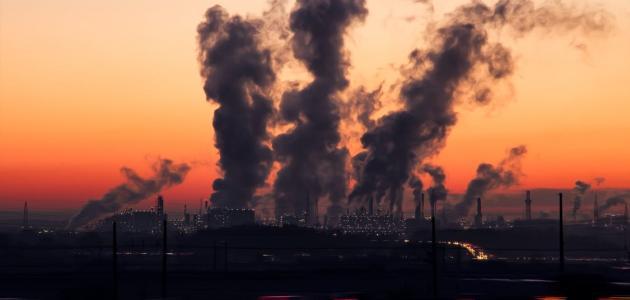 ما هي نتائج تلوث الهواء