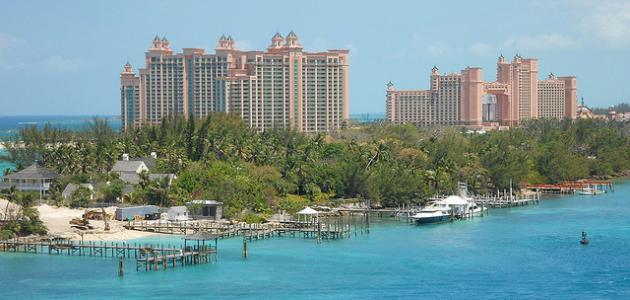 ما هي عاصمة جزر البهاماس