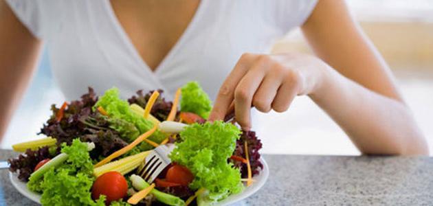 كيفية حرق الدهون بتناول بعض الأغذية
