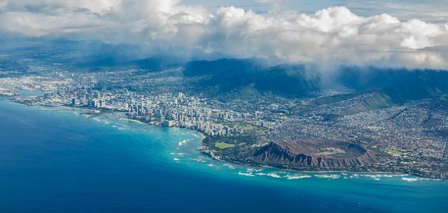 مطار جزر هاواي