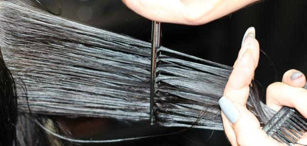 علاج طبيعي لجفاف الشعر