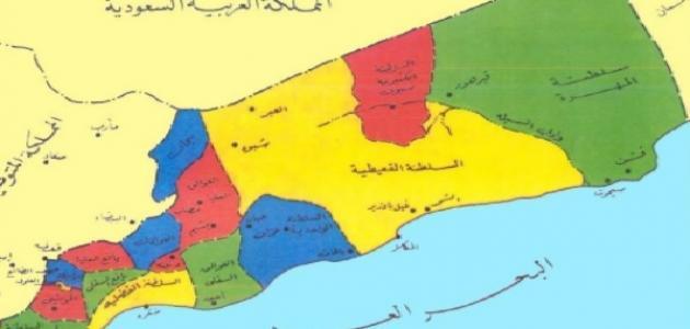 أي دولة تحد اليمن من الشمال