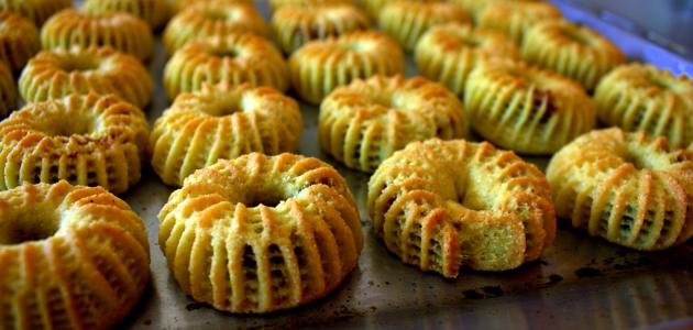 طريقة عمل كعك العيد اللبناني