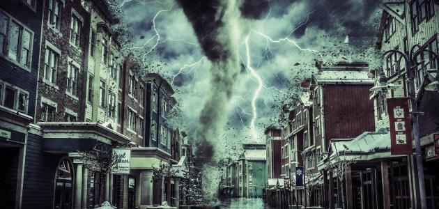 معلومات عن الكوارث الطبيعية