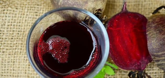 مكونات عصير الخضار للتخسيس