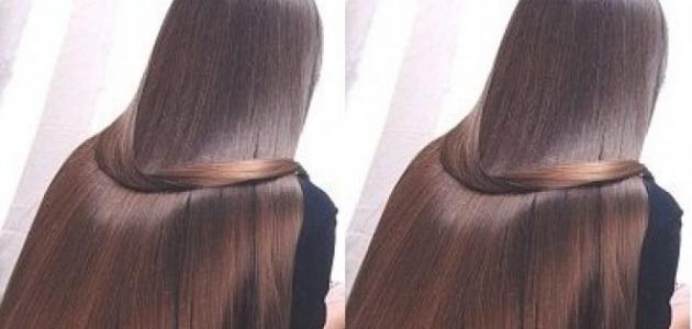 كيفية جعل الشعر ناعم كالحرير
