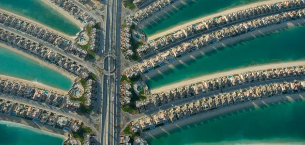 مشروع جزيرة النخلة في دبي