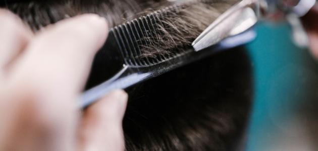 كيفية زيادة كثافة شعر الأطفال