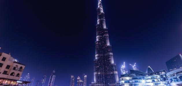 موضوع عن برج خليفة
