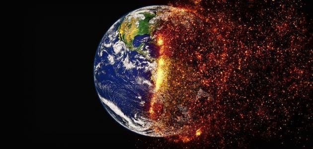 ما هي نتائج تلوث البيئة
