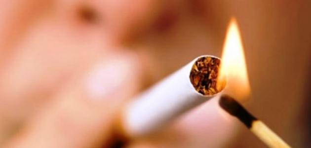 هل التدخين يؤثر على النفسية