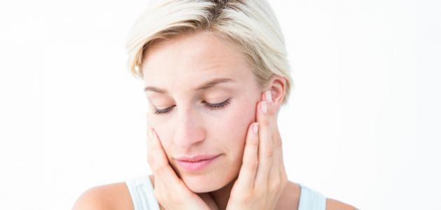 علاج خشونة جلد الوجه