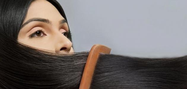 الزنجبيل وتطويل الشعر