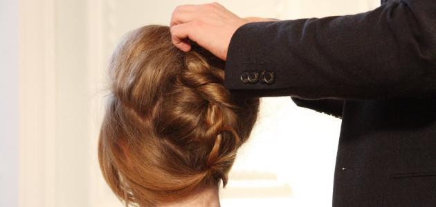 كيفية عمل ضفائر شعر