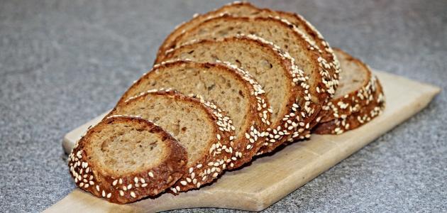 مكونات خبز النخالة