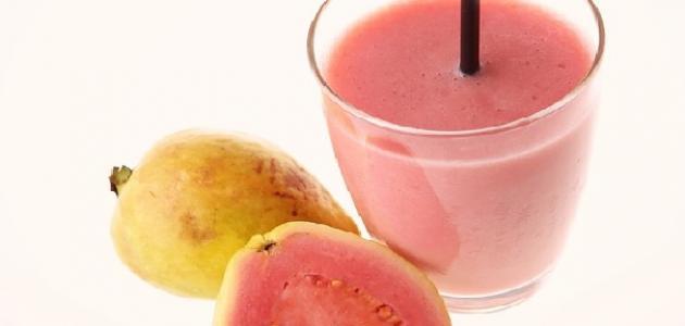 ما هي فوائد عصير الجوافة