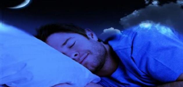 كلمات قبل النوم