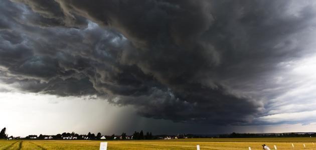ما هي العناصر التي تحدد حالة الطقس