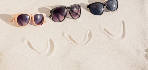 كيف تختار نظارتك الشمسية
