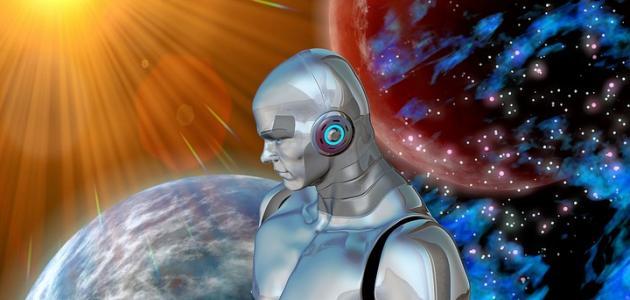 مكونات الإنسان الآلي