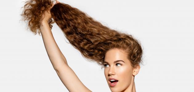طرق لزيادة طول الشعر وزيادة كثافته