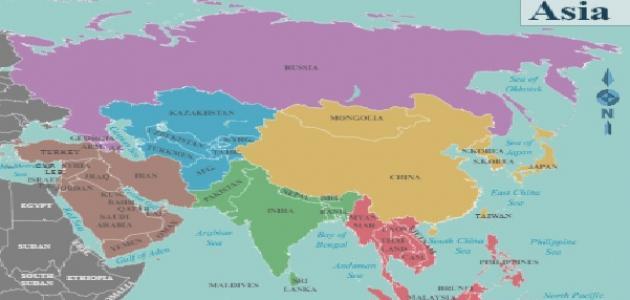 ما هي أكبر قارات العالم