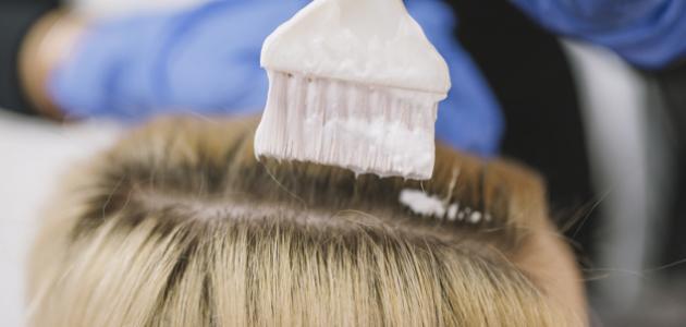 كيفية صبغ الشعر بطريقة صحيحة