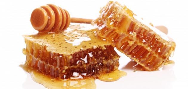 كيفية تناول العسل