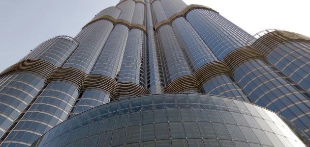 كيف تم بناء برج خليفة