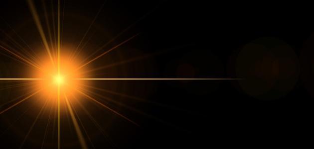 ما هي وحدة قياس شدة الضوء