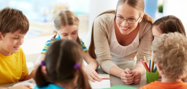أنواع أساليب التدريس