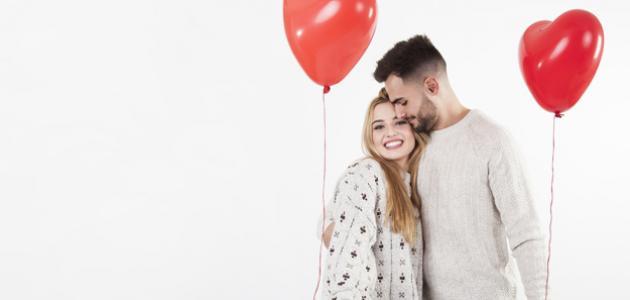 ما هي علامات حب الرجل لزوجته