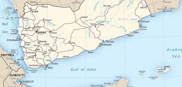 عدد الجزر في اليمن