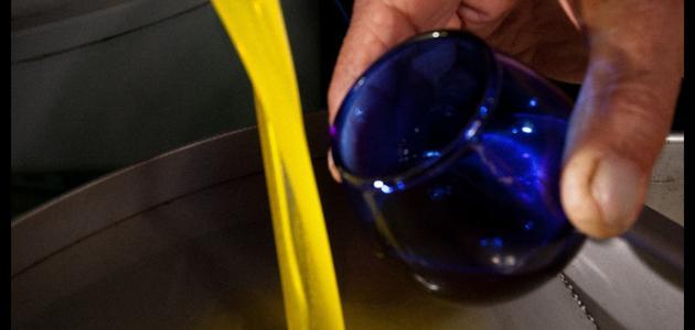 كيفية حفظ زيت الزيتون
