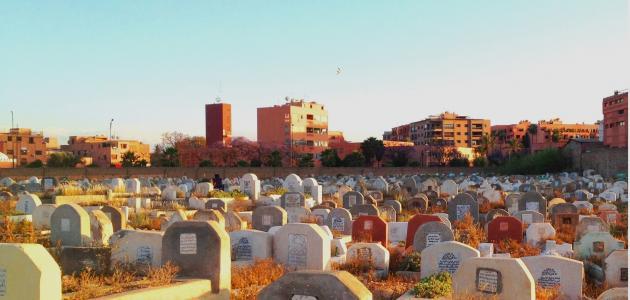 ما هي مراحل الميت في القبر