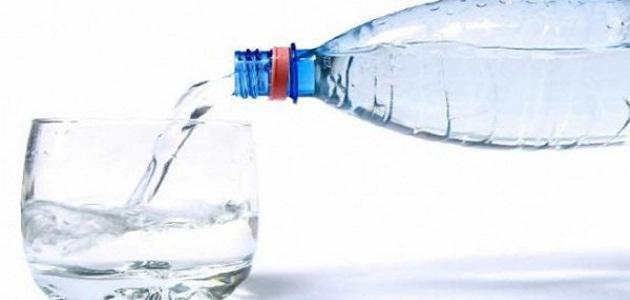 كيفية تنقية مياه الشرب