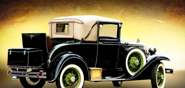 أول دولة صنعت السيارات