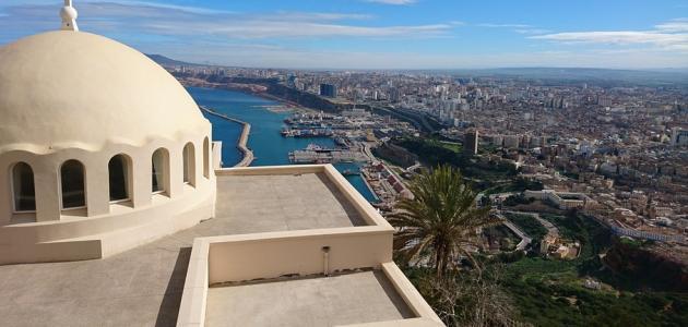 ما هي عاصمة دولة الجزائر