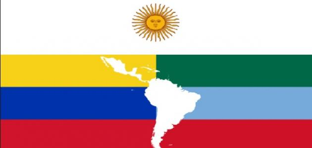كم عدد دول أمريكا اللاتينية