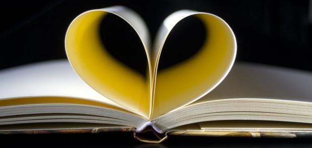 موضوع عن حب اللغة العربية