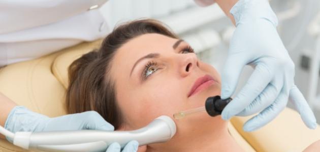 كيفية غلق مسامات الوجه
