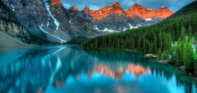 عدد البحيرات في كندا