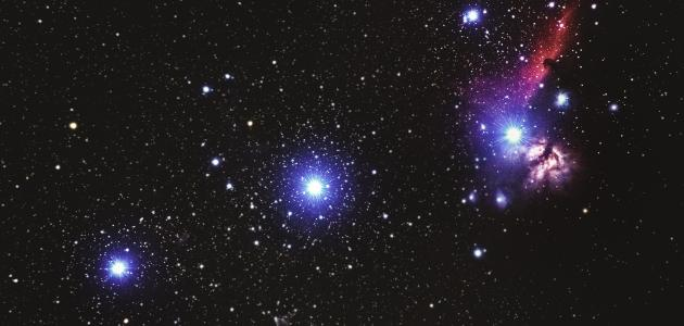 ما هي خصائص النجوم